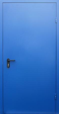 двери металлические однопольные глухие купить